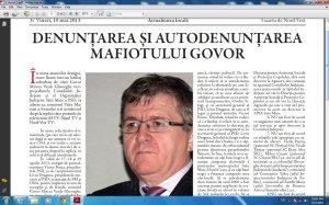 Ziarul Gazeta de Nod-Vest nu poate fi inchis